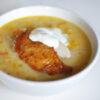 Chicken Corn Chowder - Eintopf mit Mais und Brathähnchen
