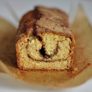 Cinnamon Loaf - Zimtkuchen