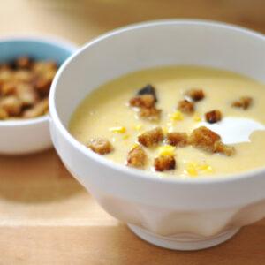 Crema de choclo - Maissuppe