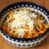 Pasta con zucca - Nudeln mit Kürbissauce