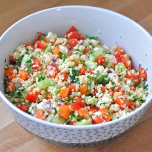 Tabouleh -Couscous-Salat