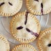 Blueberry Hand Pies - kleine Blaubeerkuchen