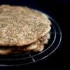 Couscous-Brot mit Zatar - libanesisches Gewürzbrot
