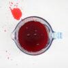 Limonade mit Kirsch-Rosmarin-Sirup
