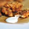 Crispy Chicken Fingers - knusprige Hähnchenstreifen