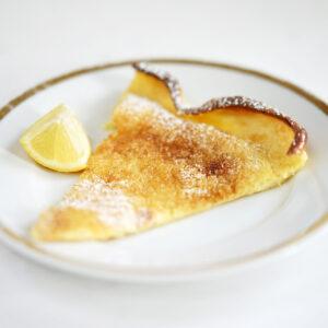 Dutch Baby Pancake - Ofenpfannkuchen