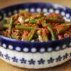 Grüne Bohnen in Tomatensauce - Fagiolini al pomodoro