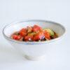 Ratatouille mit Paprika, Aubergine, Zucchini und Tomaten
