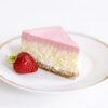 Strawberry Cheesecake - Käsekuchen mit Erdbeer-Topping