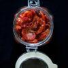 Ofengetrocknete Tomaten mit Knoblauchöl und Rosmarin