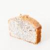 Veganer Zitronen-Mohn-Kuchen - Lemon Drizzle Cake
