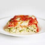 Wirsing-Tomaten-Lasagne
