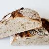 Sauerteigbrot mit Haferflocken und Buttermilch