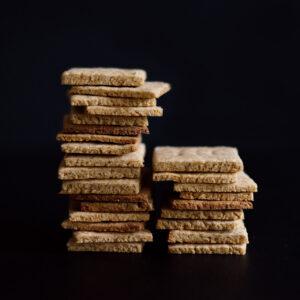 Vollkorn-Butterkekse - Graham Cracker