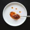 Chinesisches Chiliöl mit Szechuanpfeffer, Sternanis und Zimt