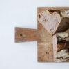 Sauerteigbrot mit Walnüssen und Traubensaft