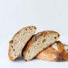 Helles Weizenbrot mit Sauerteig